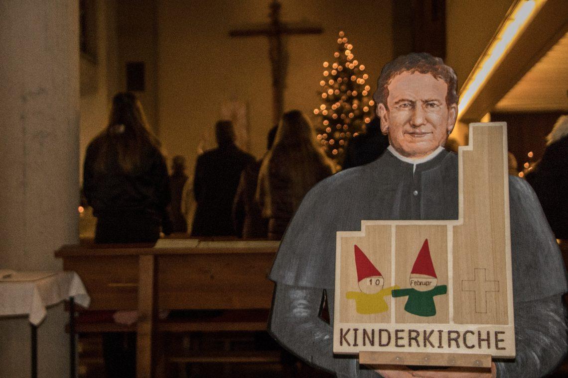 Kinderkirche Taufe Jesu Pfarre Neuerdberg